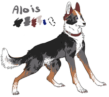 Alois ref. -new- by InnocentDrive