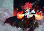Fairy Tail 418 - The Challenger! by Molyneux93