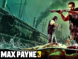 Max Payne 3 Wallpaper by SottoPK