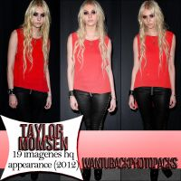 Photopack 176: Taylor Momsen by PerfectPhotopacksHQ