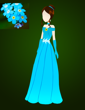 [SIA Event] Forget-Me-Not (Kazue Formalwear) by SparkleChord