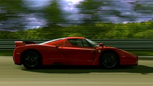Ferrari Enzo beyond 250 mph by MercilessOne