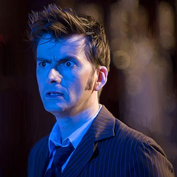 Time Lord in Blue by LicieOIC