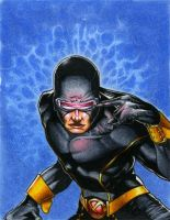 Uncanny X-Men: Cyclops by RichardCox