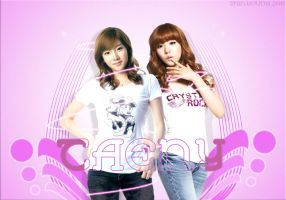 TaeNy Wallpaper Ver3 by ExoticGeneration21