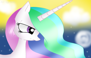 Celestia  .:FINISHED:. by MissMagicalWolf