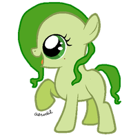 Sprout - Ayuna's sister by Aerodil