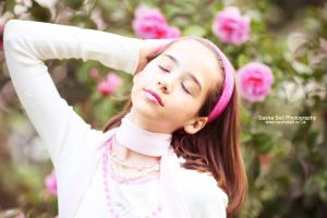 Pink World by thesashabell