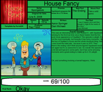 Spongebob Review: House Fancy by Spongey444