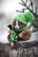 Lemur Louis by Irentoys