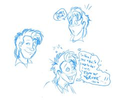Petersketches by TDotBabs
