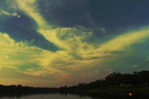 Fleeting Sky 03 by C-ShuHui