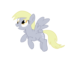 Derpy Hooves by Esteban1988
