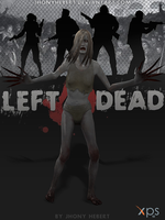 Witch - Left 4 Dead by JhonyHebert