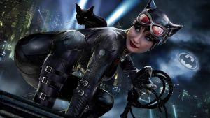 Catwoman by uncannyknack