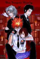 The Vongola family TYL by Dodus-Taichou