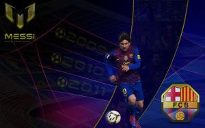 Messi by PONITA-GOLD-EVIL