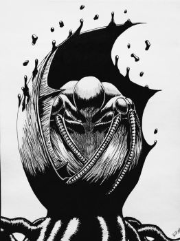 The Wings of Darkness, Femto by LordGuyis