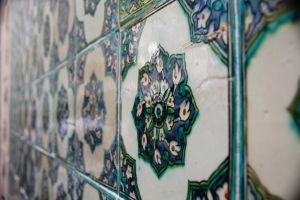 Details in Topkapi Palace by Heurchon
