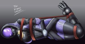 Tied Tali - Commission by DAkuroihoshi