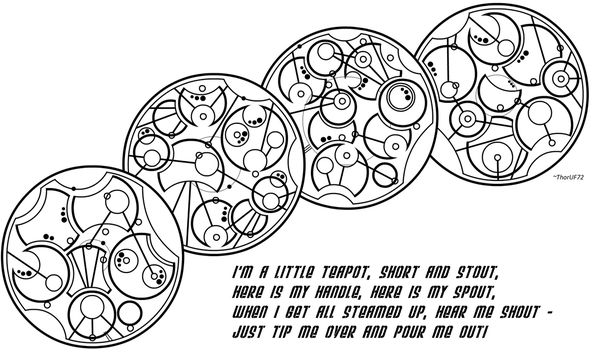 Gallifreyan 012 - Earl Grey in Time and Space by ThorUF72