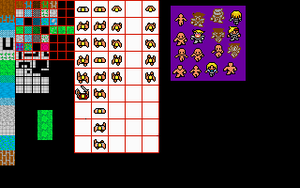 RPG sprites and tiles by Kervala
