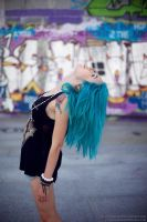 blue hair girl's story 5 by onesummerago