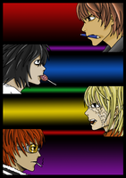 Death Note by CerseiDM