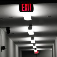 EXIT C by FxSanyi