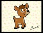 Bambi by Cookie-Lovey