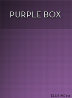 Purple Box by elusive718
