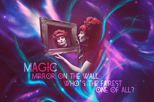 Magic mirror on the wall, by TxsDesign