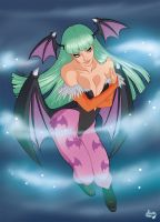 Morrigan by GeckUP