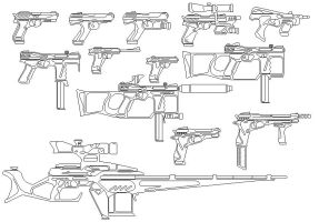 GUNS: X-TREME by PencilTool