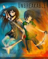 Unbreakable Cover by Kiaquaii