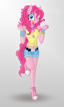 Pinkie Pie - Anthro by romus91