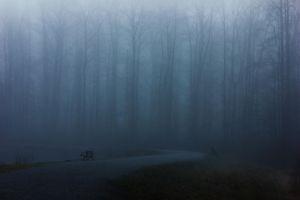 Lonely bench by lucium55