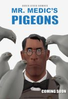 Mr. Medic's pigeons. by MrRiar