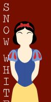 Snow White (Snow White and the Seven Dwarfs) by NMartin95