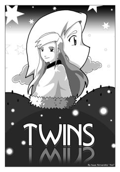 Twins Cover by Frikimaru