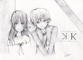 K-Project by Helly-Chan135