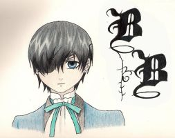 My Ciel Phantomhive from Black Butler by Chips05