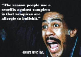 Richard Pryor by Vampiraldi