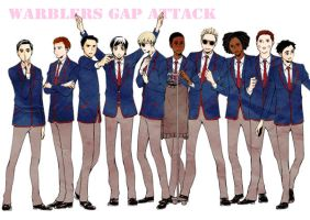 Warblers by marzo20