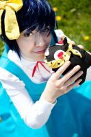 Ranma: P-chan loves me by flakes-sama