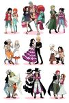 The couples with most popularity of OP in Japan by LuffyPunisher