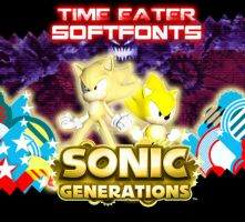 Sonic Generations OST - Time Eater an Softfonts CD by Aramayo93