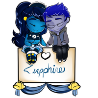 Zirpphire page doll by GingerQuin