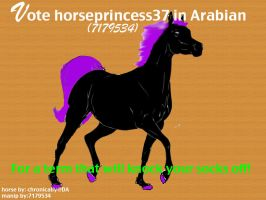 ATTENTION ALL HORSELAND PLAYER by skippymyboy