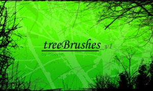 treeBrushes_v1 by wooyke